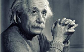 20 цитат Альберта Эйнштейна