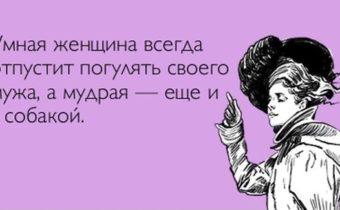 Чем мудрая женщина отличается от умной