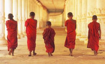 Тибетский подход к воспитанию детей