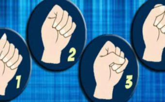 Сожмите ладонь в кулак: какой ваш тип личности