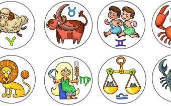 Поговрки о знаках зодиака