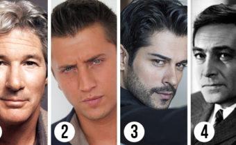Тест: выбери симпатичного тебе мужчину