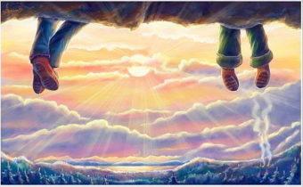История у ворот рая