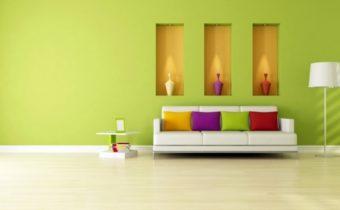 Как цвет стен влияет на ваше здоровье