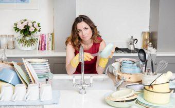 Как вы моете посуду, и что это говорит о вас