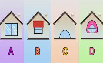 Тест: Выберите дом, и узнайте о себе что-то важное