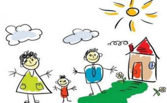 Тест «Ребенок рисует семью»