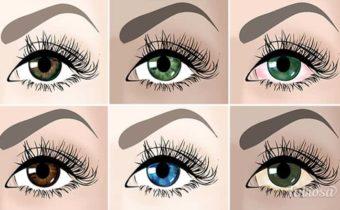 Тест: выберите цвет ващих глаз и узнайте главную черту своего характера