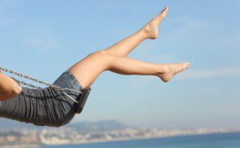 Гладкие ножки: когда зародилась эта мода?