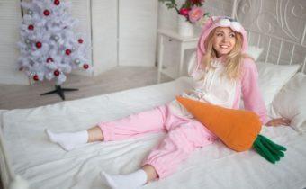 Тест: Характер девушки по одежде, в которой она спит