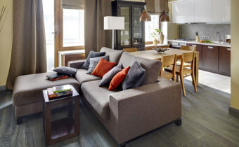 Главные ошибки оформления маленькой квартиры