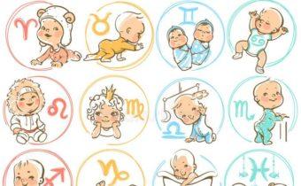 Детский гороскоп: характер малышей по знаку зодиака