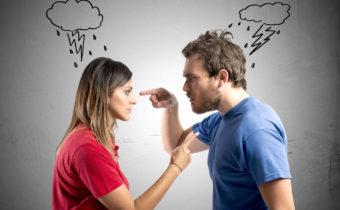 Как восстановиться после сильной ссоры и не принимать негатив на себя
