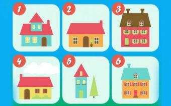Пройдите тест: выберите дом своей мечты