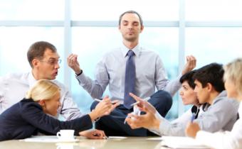 Как сохранить самообладание во время спора или конфликта