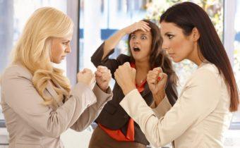Конфликт на работе: как выйти из него победителем
