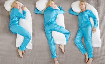 Как поза, в которой вы спите, влияет на ваше здоровье