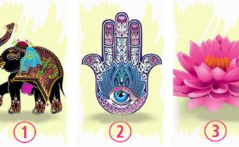 Тест: выберите один из духовных символов