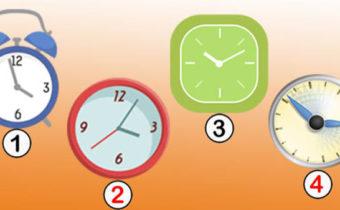Выберите часы, которые вам больше всего нравятся, и получите важное жизненное послание