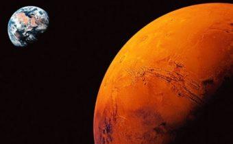 Противостояние Марса 27 июля 2018 года