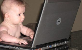 О чем писали бы малыши в социальных сетях