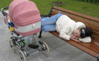 Сон ребенка и мамы