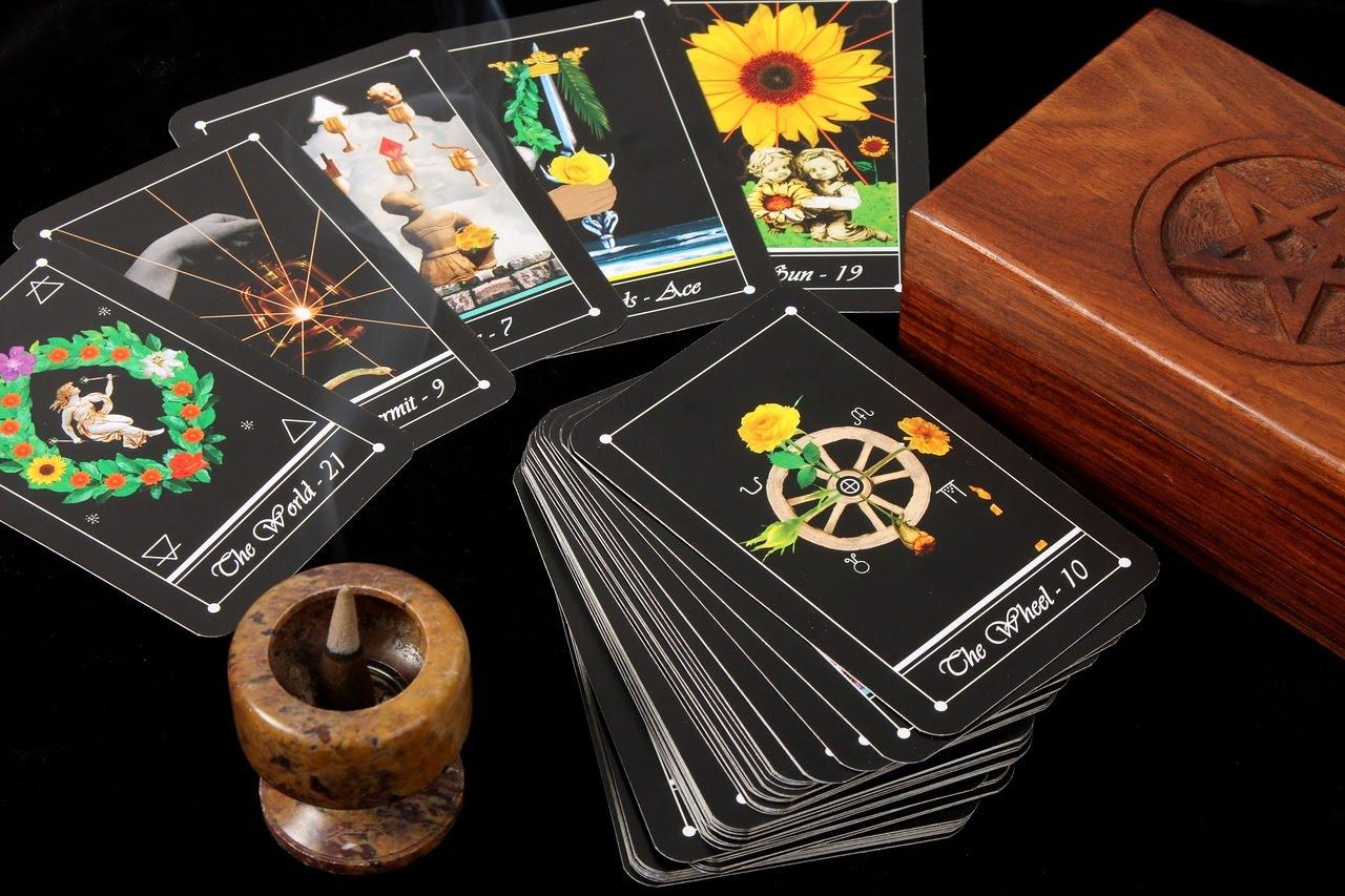 Расклады на игральных картах - | poceluichikru