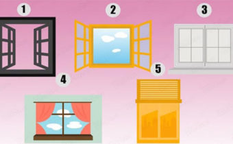 Личностный тест: какое окно выбираете вы