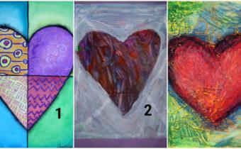 Личностный тест: выберите сердце