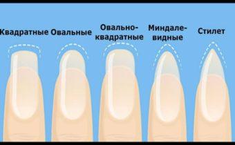 Форма ногтей может много рассказать о вашей личности