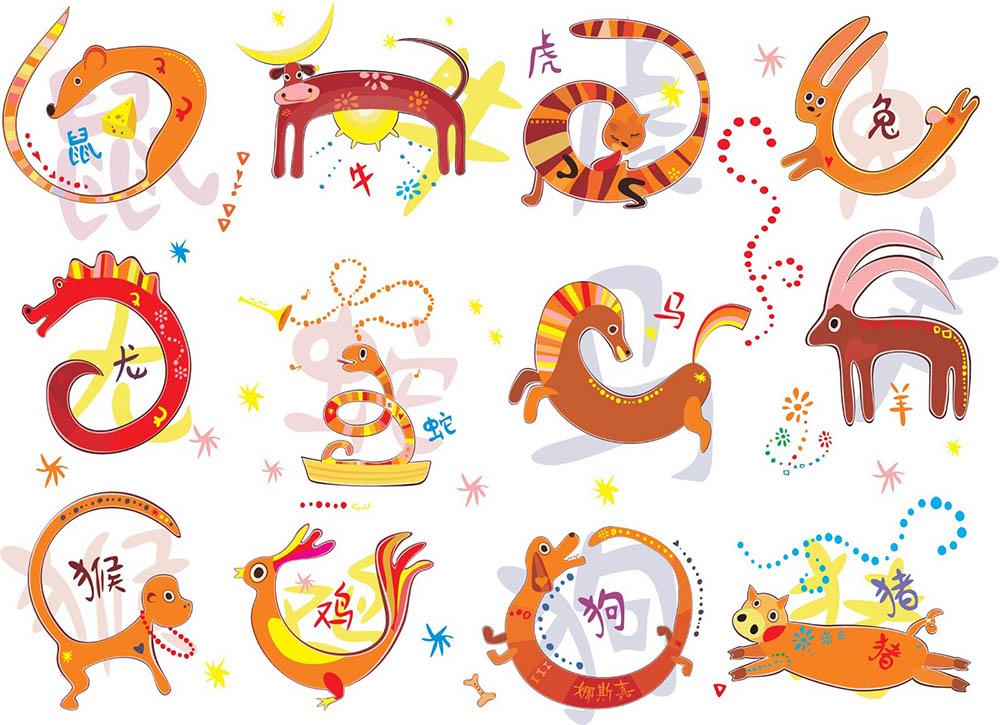 Картинки животные знаков зодиака