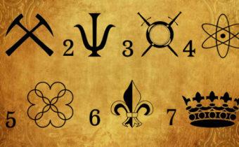 Выберите символ и определите свой тип души