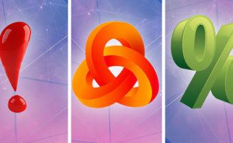 Какой символ выберите вы?