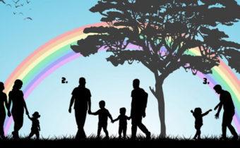 Личностный тест: какая семья самая счастливая?