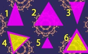 Психологический тест «Треугольник»