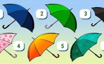 Тест: выбираем зонтик — раскрываем характер