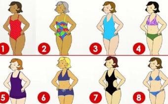 Тест: Выберите свой вариант купальника и узнайте, что ваш выбор говорит о вас