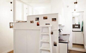 5 фишек для очень маленьких кухонь, которые используют парижане
