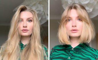 Девушки, которые решили отстричь волосы, и им все нравится – 12 фото