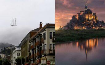 Фотографии из реальной жизни, которые выглядят как кадры из фантастических фильмов