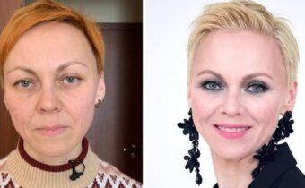 Женщины «до и после» работы стилиста: как подчеркнуть индивидуальность