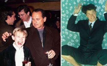 14 раритетных снимков знаменитостей с атмосферой 90-х