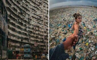 Когда городская жизнь превратилась на кадры из фильма-катастрофы