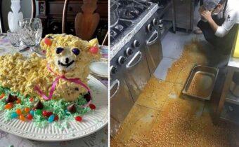 14 неудач на кухне, когда мечты о вкусном обеде пришлось отложить