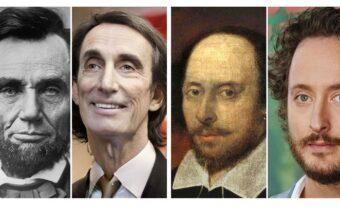 Как бы в наши дни выглядели известные исторические личности