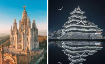 Архитекторы этих зданий превзошли самих себя, создав строения, которыми хочется любоваться